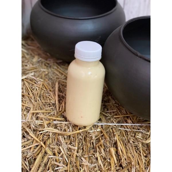 Йогурт питьевой с облепихой, м.д.ж от 3,0% до 4,5%